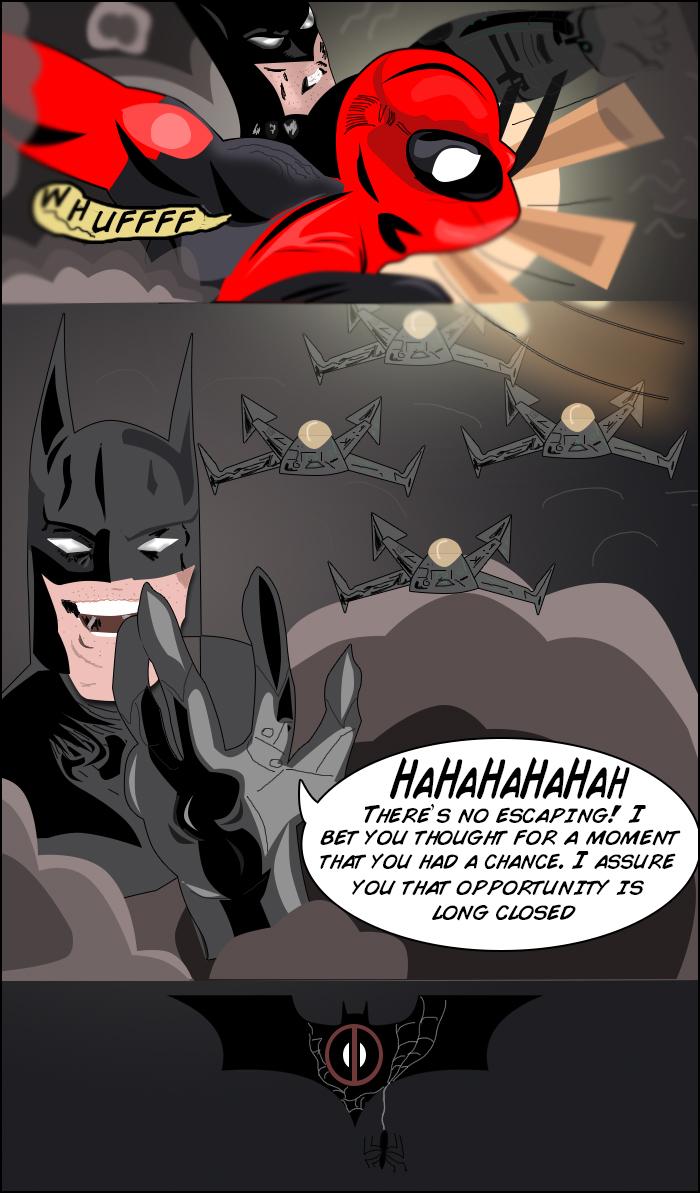spider_man_vs_deadpool_pg_6__featuring_batman__by_projectcorndog d6g9lfl spider man vs deadpool pg 6 (featuring batman) by projectcorndog