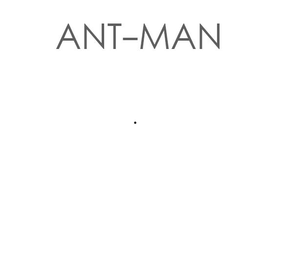 Ant-Man (Marvel Sketch Challenge 8 of 30) by ProjectCornDog