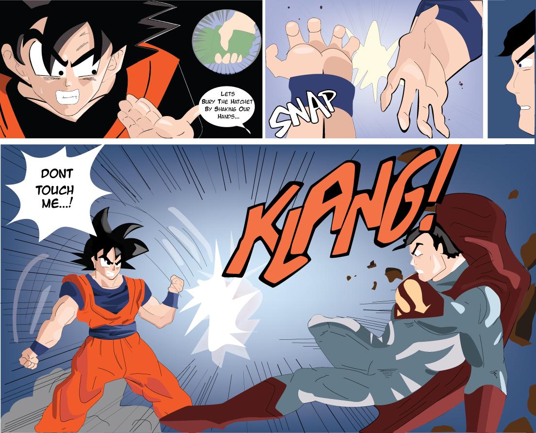 Superman Kills Cat Meme