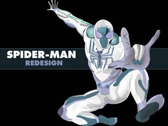Spider-Man Redesign by ProjectCornDog