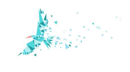 Abstract bird by ProjectCornDog