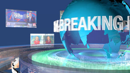 'SERIOUSLY Breaking News' Motion Graphic by ProjectCornDog