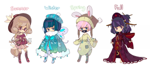 [OPEN 2/4] Seasonal adopts [SET PRICE]