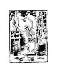 Destilling the Essence of the Dead by kurotokage