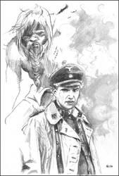 ubermensch und his master by kurotokage