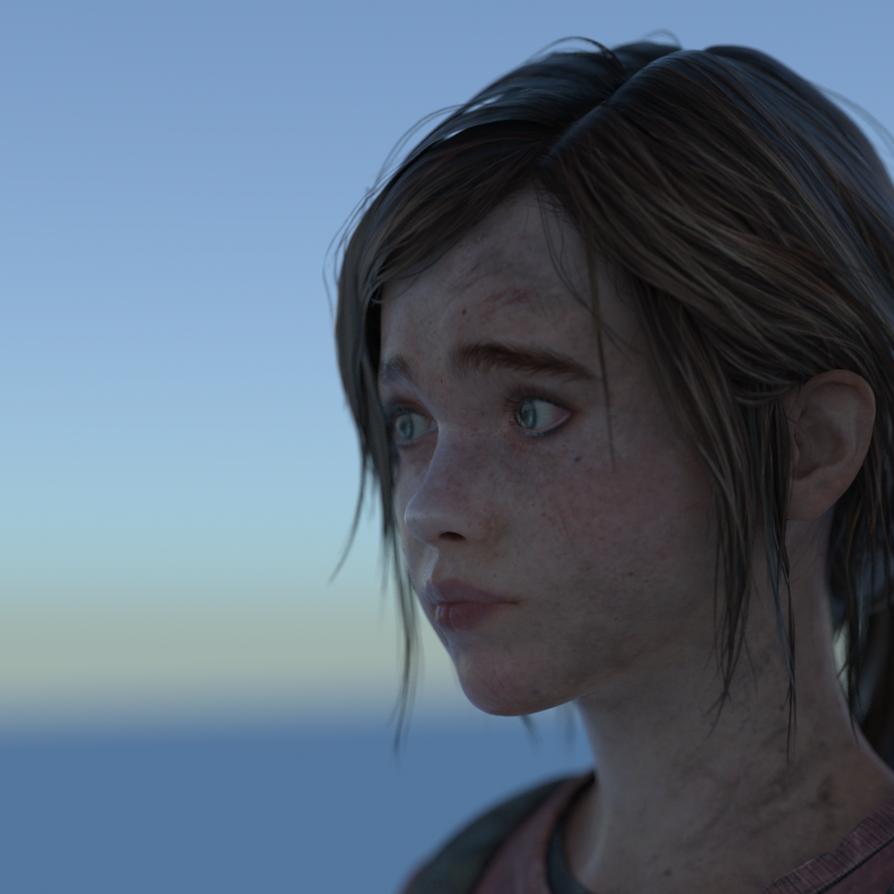 Ellie Portrait 3 by NoAsoc50