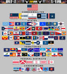 Rocket's Red Glare: Flags of the Greater USA