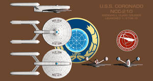USS Coronado/Rockwell class ortho by Terranimperial