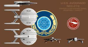 USS Avogrado/ Doppler class ortho