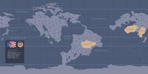 Ardana Political Map