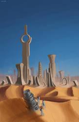 Ruined City of Amira