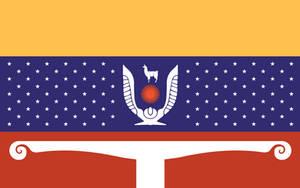 Serena Federation flag