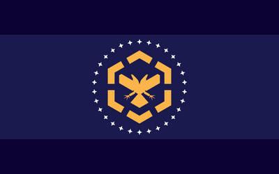 Centrum-Medus Empire flag