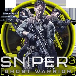 Sniper Ghost Warrior 3 icon by AhmtErnBrs60 ...