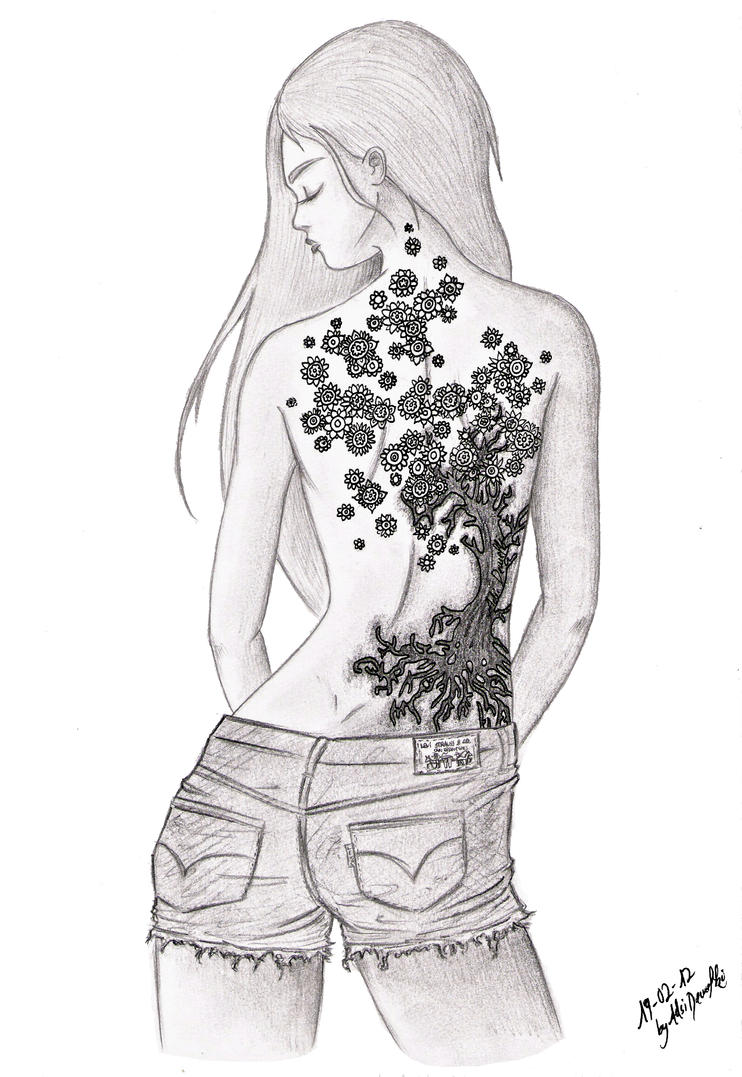 Tattoo by AdsiDemelki