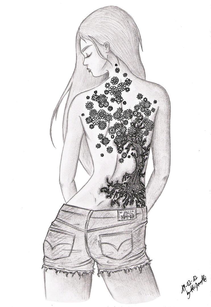 Tattoo by AdsiDemelki