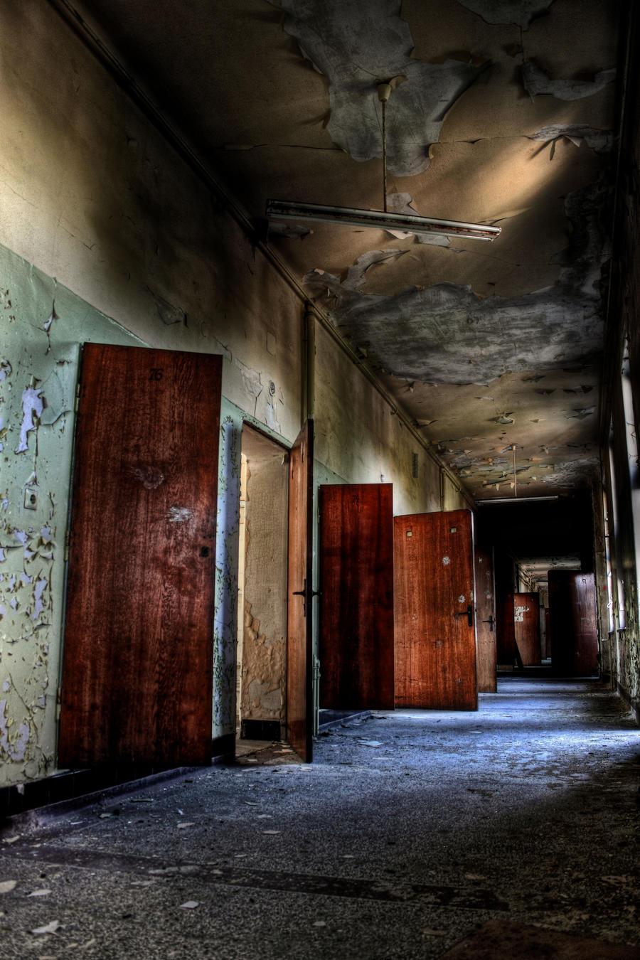 sanatorium 5 by Skanatiker