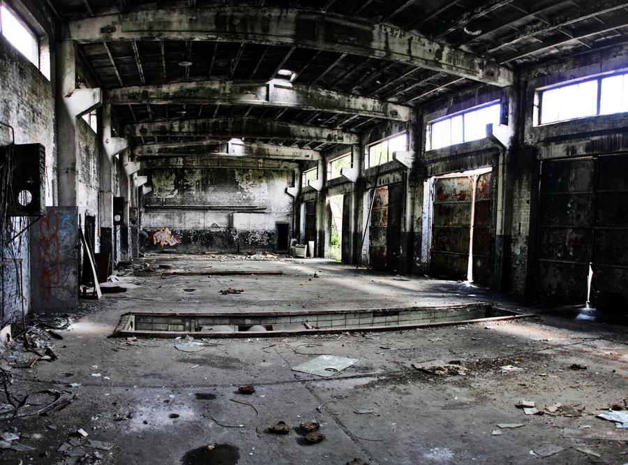 Kaserne 6 by Skanatiker