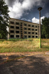 Olympisches Dorf 2 by Skanatiker
