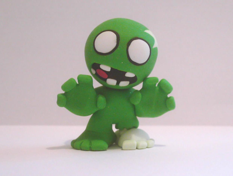 Zombie Figure by Alistu