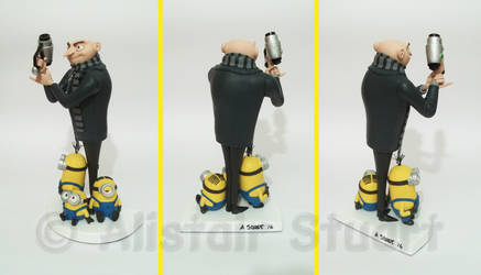 Gru and Minions - Other Angles