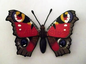 Polymer Butterfly