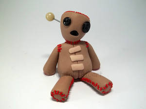 The Sims 4 Voodoo Doll Sculpture