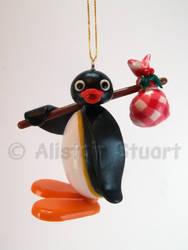 Pingu Tree Decoration 1 +Commission+