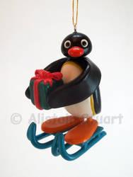 Pingu Tree Decoration 2 +Commission+