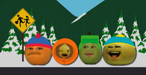 South Park in Orangeland by lazedward6
