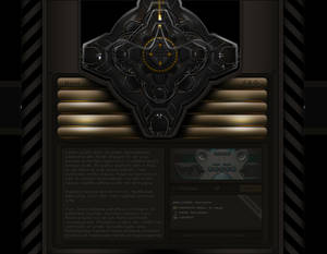 Dark Fiction layout