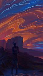 Sky Flow by faliessDragon