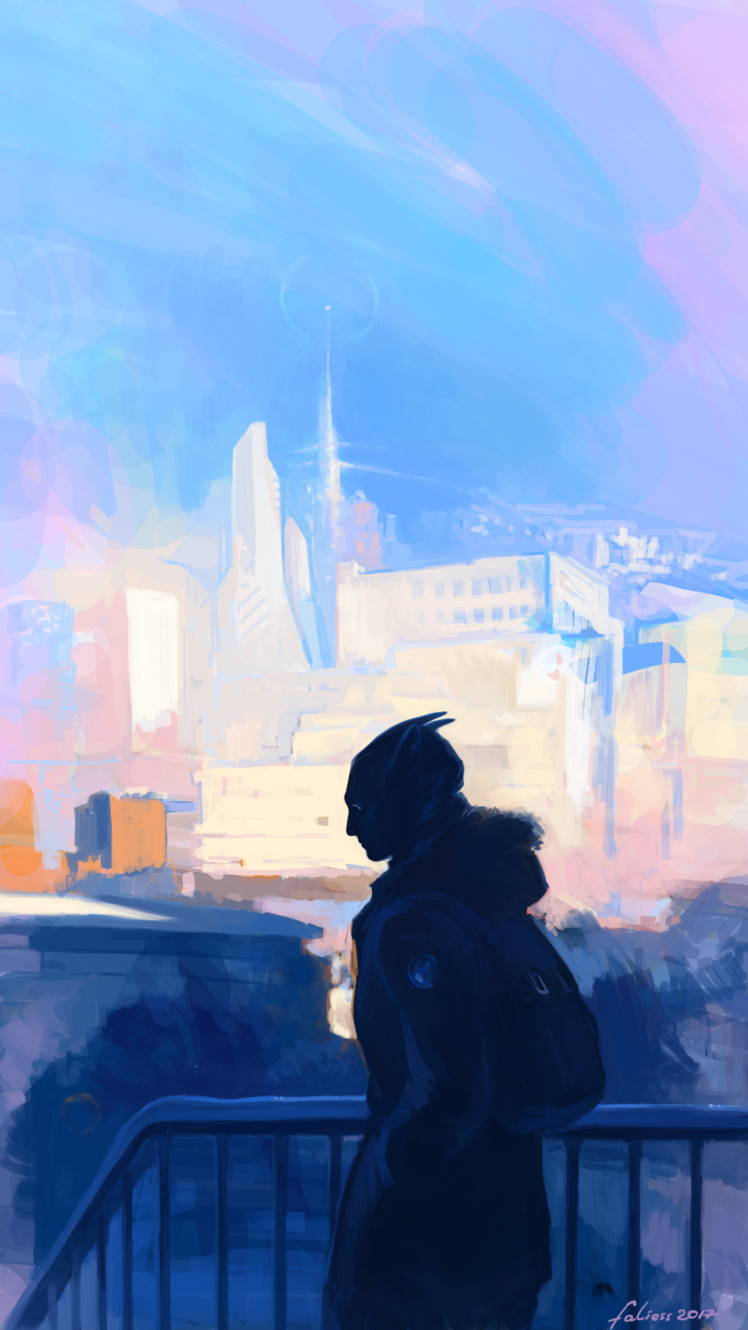White city