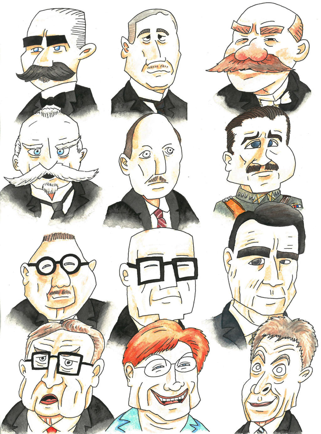12 (the Presidents of Finland)