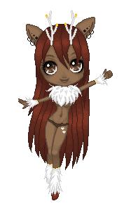 Maia by LittleAlyce
