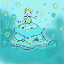 litte princess by Tsunami11