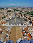 The highest top of Rome!