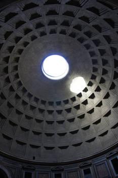Pantheon Ceiling.