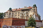 Royal Wawel Castle.