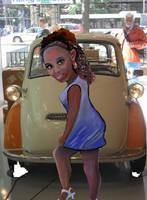 Car Pose 2 by kazanjianm