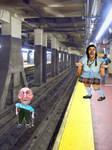 Penn Station Composition