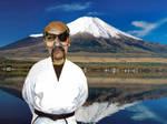Sensei Pondering His Teachings