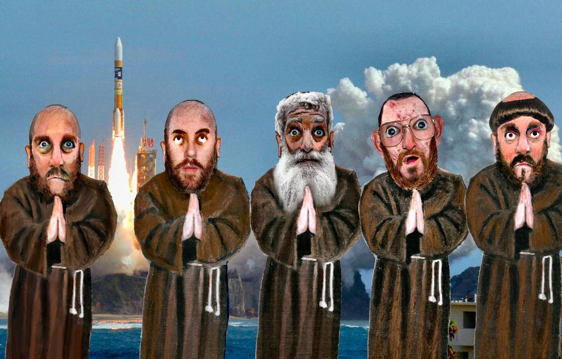 Doomsday Rocket by kazanjianm