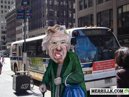 City Bus by kazanjianm