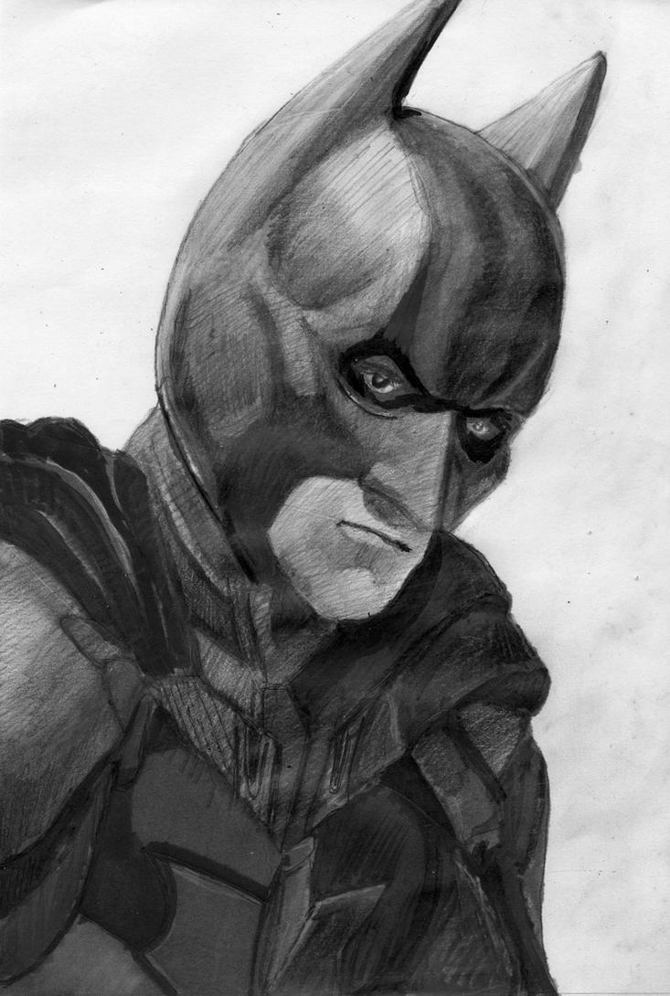 Batman Drawing Tutorial by kazanjianm