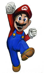 Mario by kazanjianm