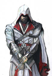 Ezio Auditore Tutorial on kazanjianm (YouTube)