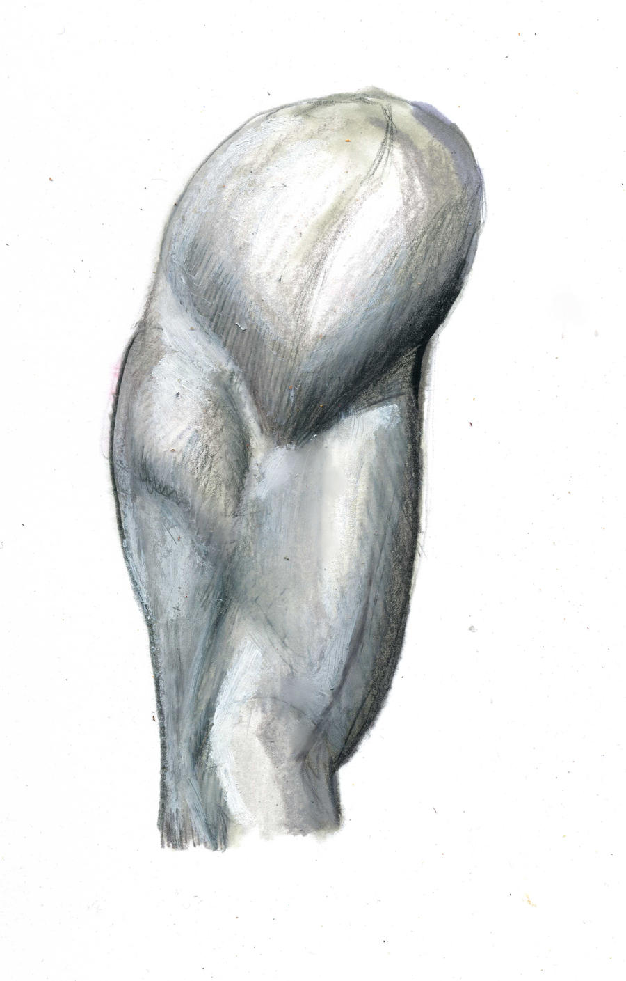 Study of Upper Arm From kazanjianm Video Tutorial by kazanjianm