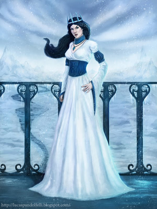Ice Queen by Luk999