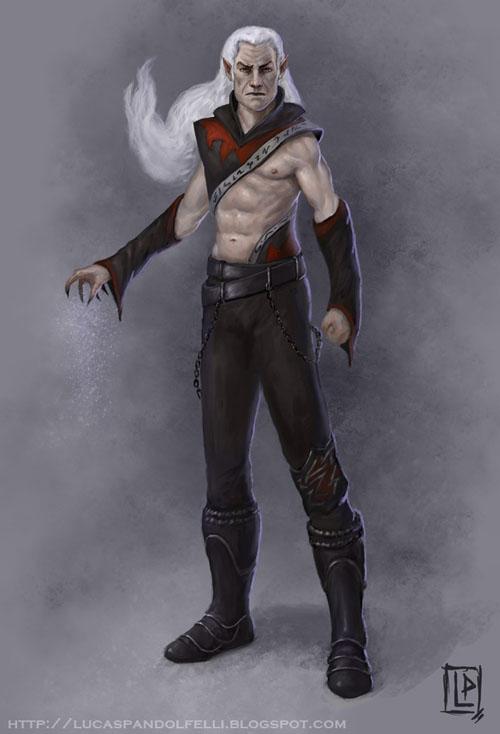 Vampire by Luk999